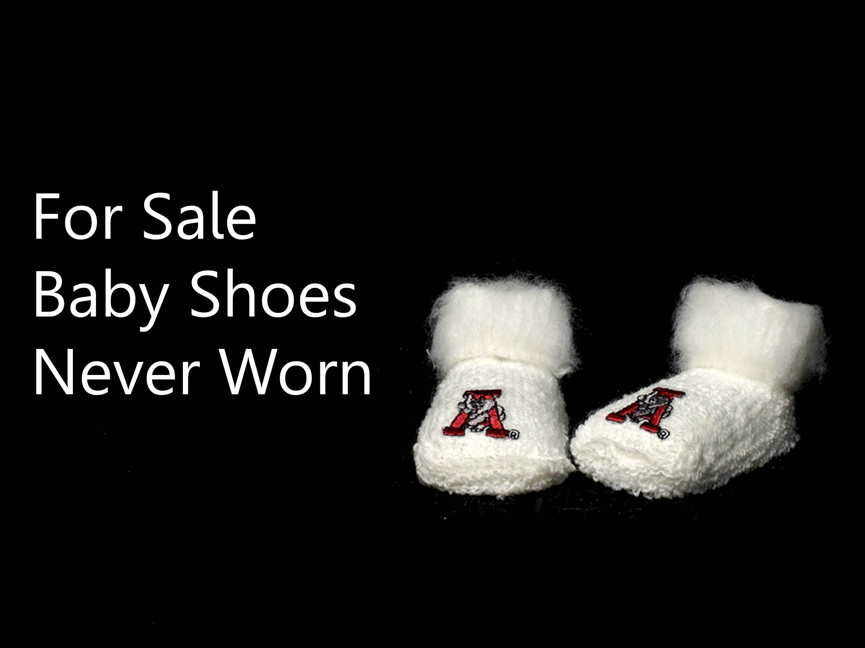 Saddest Short Story Baby Shoes