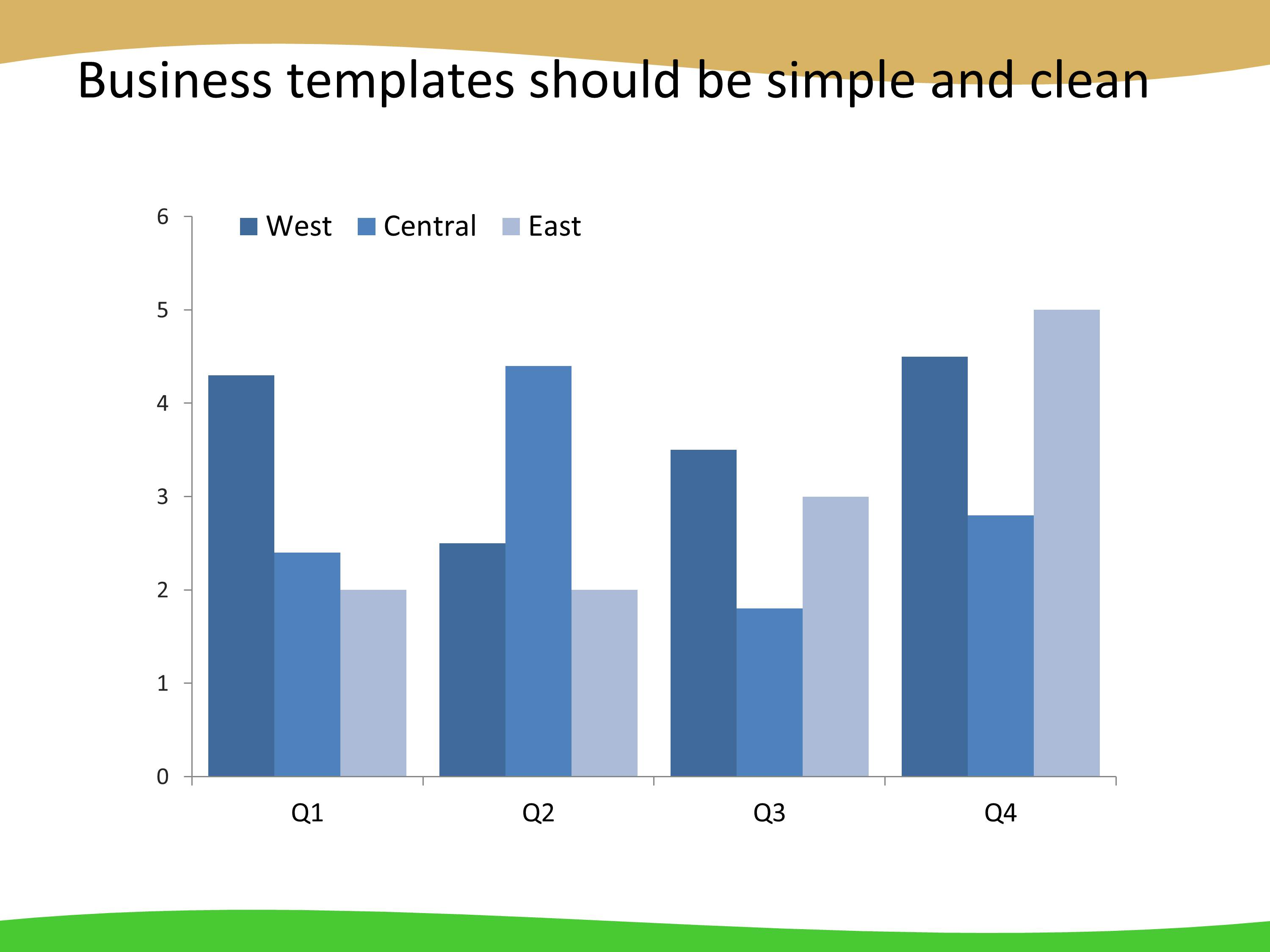 powerpoint templates for business presentations � part 2